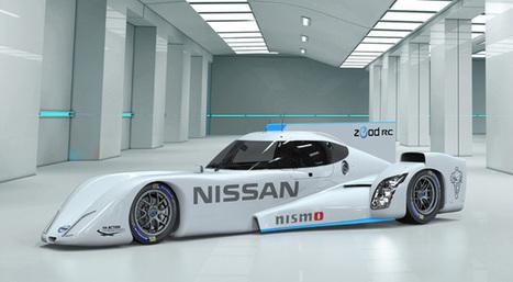 Nissan ZEOD RC : une voiture électrique aux 24 Heures du Mans - Autonews.fr | Véhicules électriques, bornes de recharge | Scoop.it