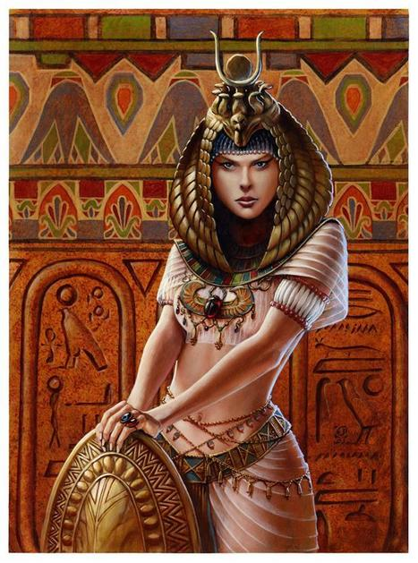 Isis, Egyptian Goddess of Magic and Life | Mitologia | Scoop.it
