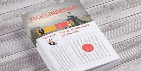 Diez plantillas InDesign CS6 gratis #diseñoGráfico #maquetación | Maquetación de libros y diseño personalizado de portada | Scoop.it