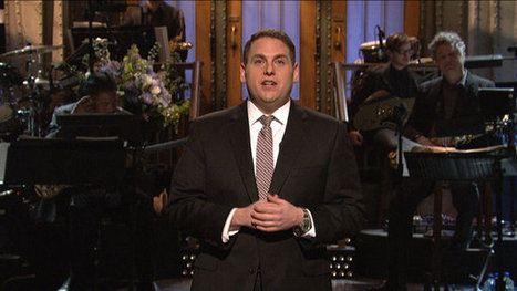 Jonah Hill Does 'SNL,' Reenacts 'Titanic' With Leonardo DiCaprio - Yahoo TV (blog) | Techie News From Around The World | Scoop.it