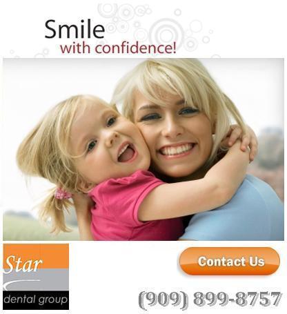 Cosmetic Dentist Rancho Cucamonga - Laser Teeth Whitening   Star Dental Group   Scoop.it