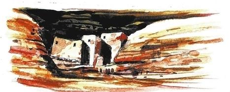 Montezuma Castle preserves majestic ruins - Las Vegas Review-Journal (blog) | Ancient Civilization | Scoop.it