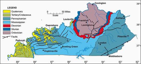 Geology of Kentucky, Kentucky Geological Survey site   GLY 110   Scoop.it