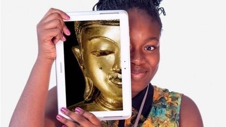 IL Y A 2 ANS...Le British Museum et Samsung renouvellent leur partenariat éducatif pour 5 nouvelles années | Clic France | Scoop.it
