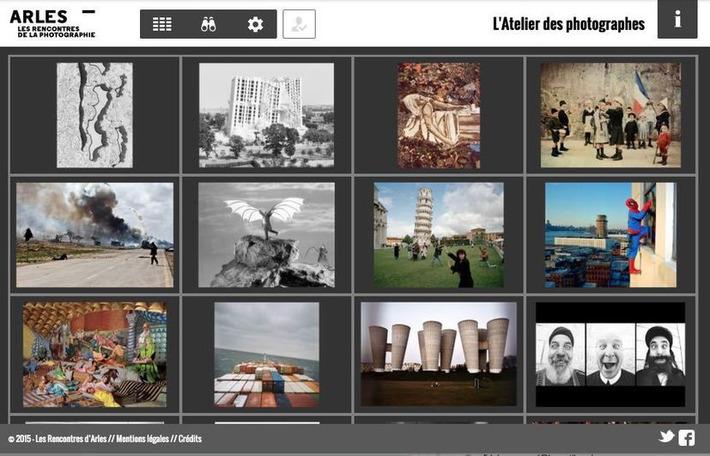L'atelier des photographes. Outil d'éducation à l'image | TIC et TICE mais... en français | Scoop.it