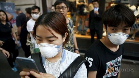 South Korea reports first MERS death in 8 days - Channel NewsAsia - Channel News Asia | MERS-CoV | Scoop.it