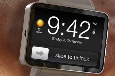 El iWatch el reloj inteligente de Apple podria estar muy cerca   noticias de tecnologia   Scoop.it