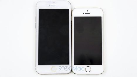 iPhone 6 with larger, sharper 1704 x 960 resolution screen in testing | Desarollo de productos de Apple | Scoop.it