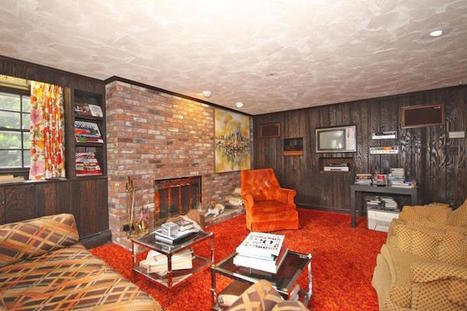 Untouched 1970s House Preserved as Psychedelic Time Capsule Now For Sale | Le It e Amo ✪ | Scoop.it