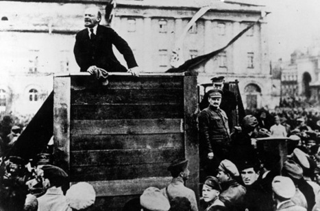 The Bolshevik October Revolution - Photo Essays | Year 11 Modern History - History of Ideas and Beliefs | Scoop.it