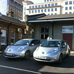 eConnect Cars add Nissan Leafs to all-electric fleet | Fleet News | Scoop.it