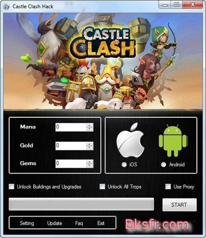 Castle Clash Hack: Unlimited Gold, Gems and Mana iOS and Android | hacks | Scoop.it