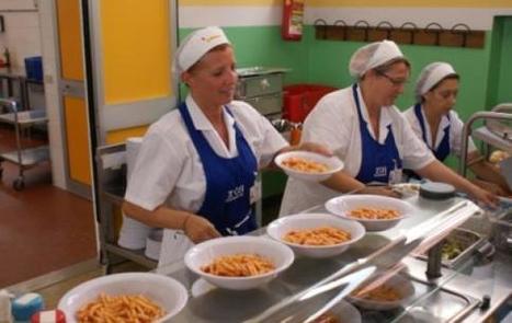 Mensa scolastica: come chiedere e ottenere un pasto vegetariano | Alimentazione Naturale, EcoRicette Veg e Vegan | Scoop.it