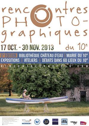 Rencontres photographiques du 10e -   Ca m'interpelle...   Scoop.it
