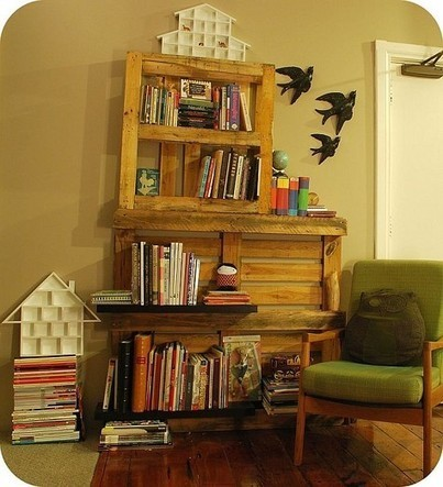 5 Things You Can Do With Old Pallets | Toolbox News | Crafts, DIY and Tools | Scoop.it