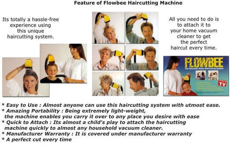 Flowbee Hair Cutter | Online Store to Get Quality Products | Scoop.it