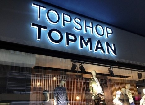 Topshop's top notch entry into the Australian market | Reportage ... | Topshop | Scoop.it