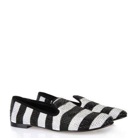 $236.00 || Giuseppe Zanotti Moccasins EU3001 001 | giuseppe zanotti shoes outlet | Scoop.it