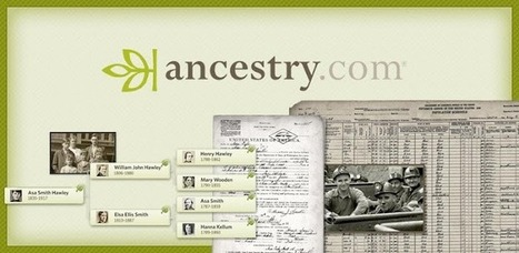 Ancestry - Applications Android sur GooglePlay | Android Apps | Scoop.it