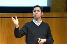 Richard Reeves: Five Traits of Effective Leaders | WTG Blog | Scoop.it