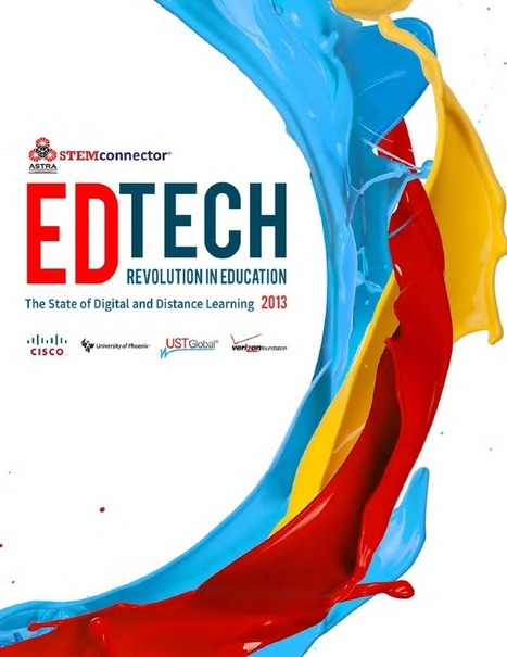 Trends | Report: EdTech Revolution in Education | edtechdigest.com | Education tech infographics | Scoop.it