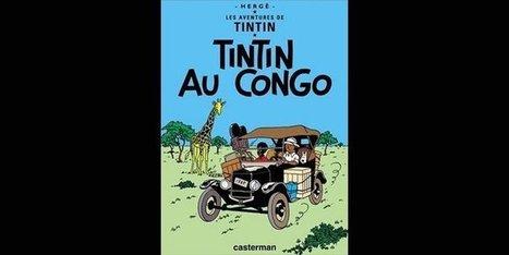 "Tintin au Congo ""n'est pas raciste"", estime la justice belge | Culturebox | BiblioLivre | Scoop.it"