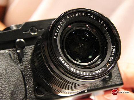 Quick hands-on: Fujifilm XF18-55mm F2.8-4.0 R LM OIS lens   Fujifilm X-E1   Scoop.it