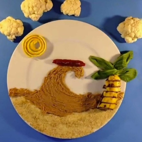 Mashable Vine Challenge: Play With Your Food #Foodplay | Social Media Marketing | Scoop.it