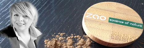 Zao MakeUp, une nouvelle gamme maquillage écolo - Consoglobe - consoGlobe   Beauty Push, bureau de presse   Scoop.it