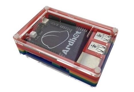 ARDHAT Arduino Compatible HAT For Raspberry Pi | Arduino, Netduino, Rasperry Pi! | Scoop.it