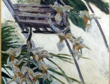 Caillebotte, peintre et jardinier | Arts vivants, identité européenne - Living Arts, european Identity | Scoop.it