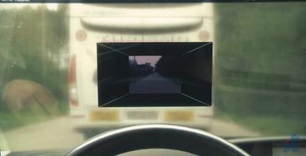 Realidad Aumentada para adelantar camiones con más seguridad ... - eju.tv | AR-nology | Scoop.it