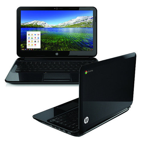 HP Launches Pavilion 14, The First Full-Size Chromebook | Cloud Central | Scoop.it