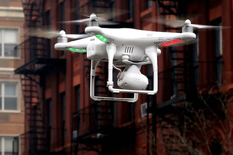DRONES... FAA Sanctioned or Not, Civilians Keep Droning On | Private Investigators | Scoop.it
