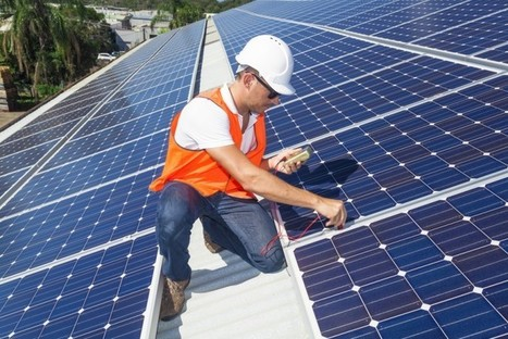 We're Launching a Quest about Solar Panels - Voice of San Diego | Green construction and sustainable development practices | Scoop.it