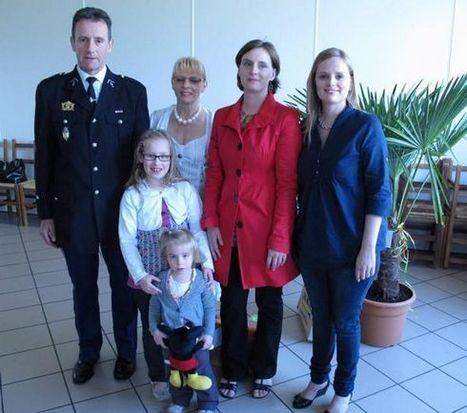 Nouvelle République : Le major Métois prend sa retraite - gendarmerie | ChâtelleraultActu | Scoop.it