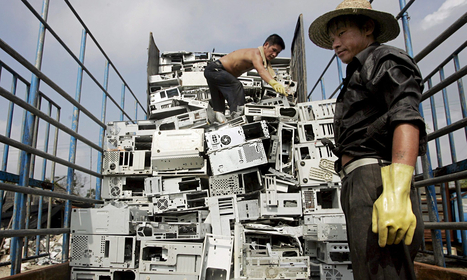 50m tonnes of e-waste generated every year – and it is increasing - The Guardian | B2B Industry Uses Social | Scoop.it