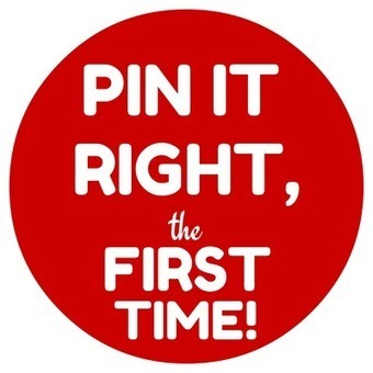 Pin it Right The First Time! | Social Media, Blogging, and Tech | Scoop.it