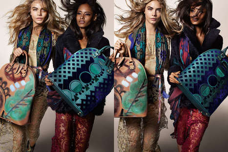 Burberry - Iconic British Luxury Brand Est. 1856 | Fashion Zone | Scoop.it
