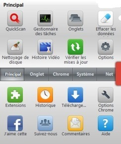 Cliquez et nettoyez  ! | Collection d'outils : Web 2.0, libres, gratuits et autres... | Scoop.it