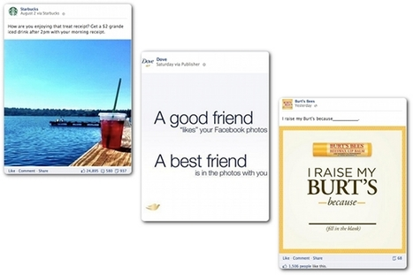 6 types of pictures brands share on Facebook   The Good, the Bad, the Branding   Scoop.it