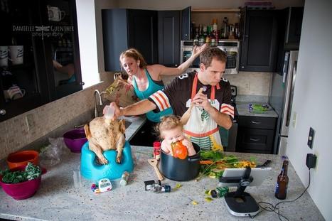 La (vraie) vie des parents en photos - Serial Mother | Photographie de grossesse, d'enfant et photomanipulation | Scoop.it