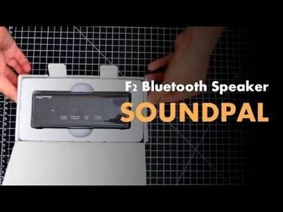 SoundPal F2   Bluetooth Speaker Review || Consumer Mania Rocks! | Nothing But News | Scoop.it