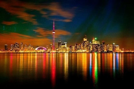 Summer Night In Toronto | InspiredStream is A new Media Hub Live and Uploading from Artists All Over the World | Scoop.it