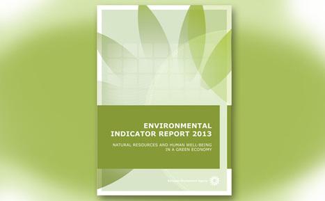 Gli europei dipendono dall'ambiente per molti aspetti del loro benessere materiale   Ecoarea   Scoop.it