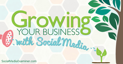 Five Ways a Business Grew 800-Fold With Social Media | | Student loan forgiveness Program | Scoop.it