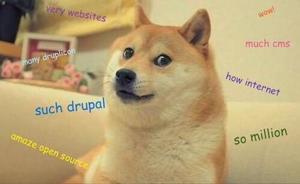 Tweet from @drupal | Open Source | Scoop.it