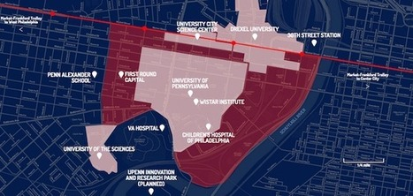 Brookings report: How University City fits among U.S. 'innovation districts' | Best Practices in Innovation Based Regional Development | Scoop.it