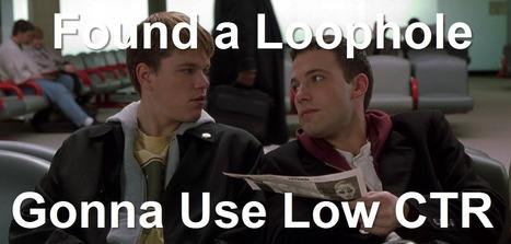 In PPC, Low CTR = Low Profits | Google AdWords & PPC (English) | Scoop.it