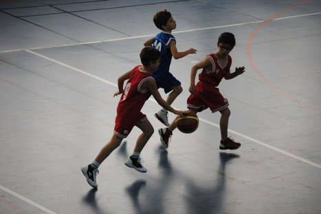 Belle entame de championnat pour les mini-poussins | Site officiel ... | Le Basket en Yvelines | Scoop.it